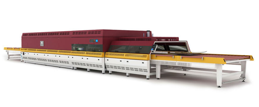 Northglass A3 Glass Tempering System